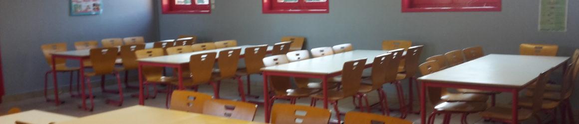 Restauration scolaire et garderie
